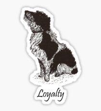 Loyalty Sticker