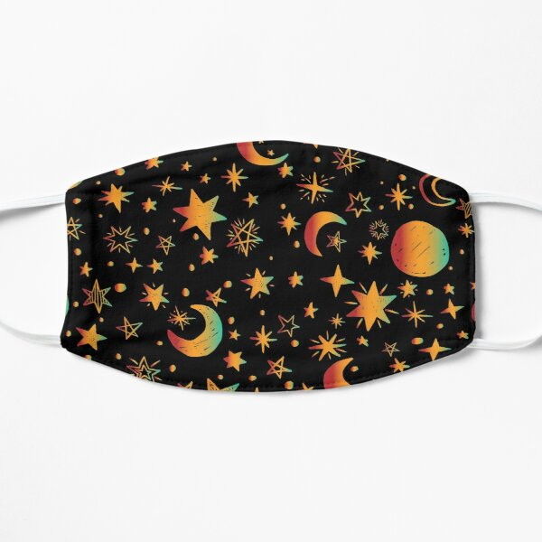 Celestial - Moon and Stars Mask