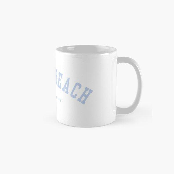 miami beach florida sticker sticker brandy  Classic Mug