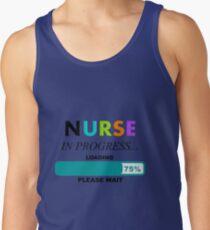 Nursing Student Humor Tank Top
