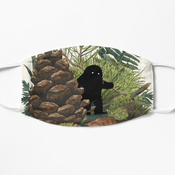 Tiny Sasquatch Mask