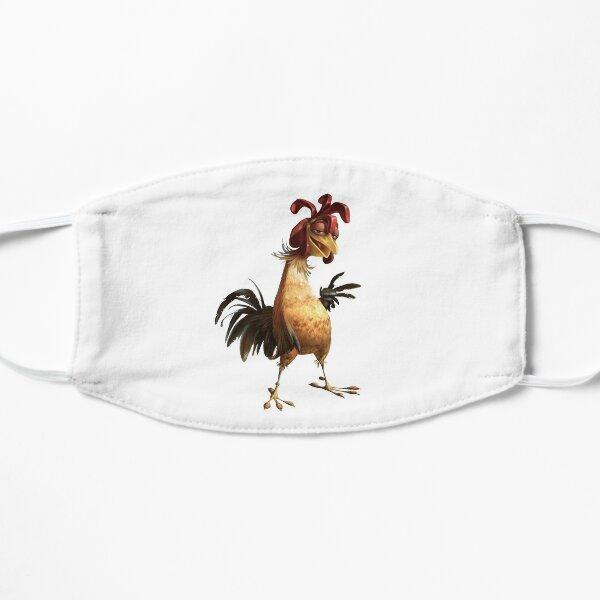 Chicken Joe Sticker Flat Mask