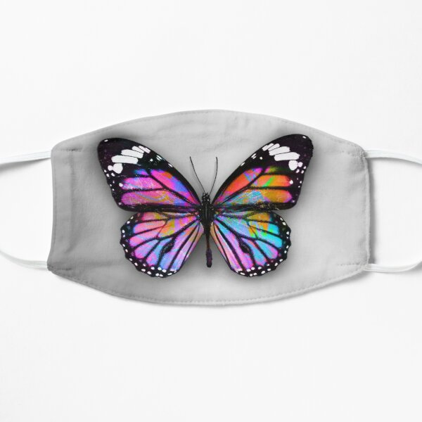 The Butterfly Flat Mask