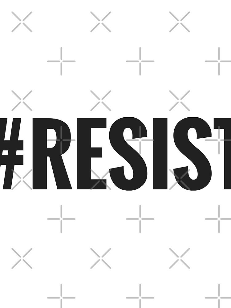 #Resist by JPDesignWorks
