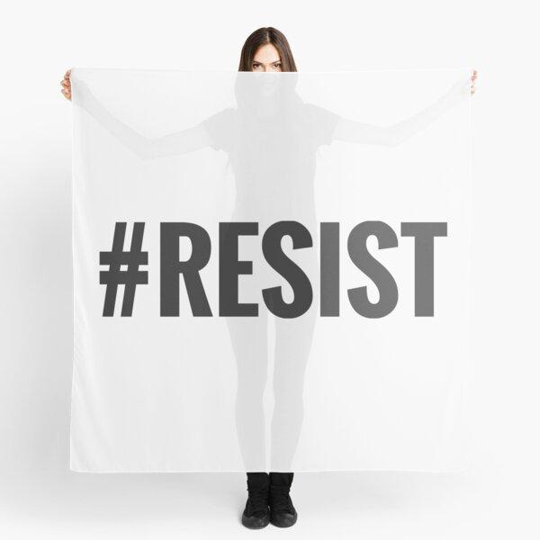#Resist Scarf