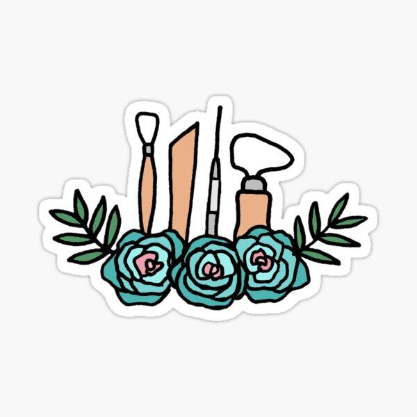 Ceramic Tools Sticker