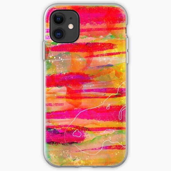 Pillars of ideation iPhone Soft Case