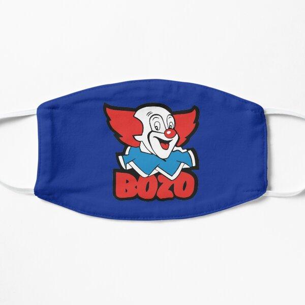 Bozo Clown  Flat Mask