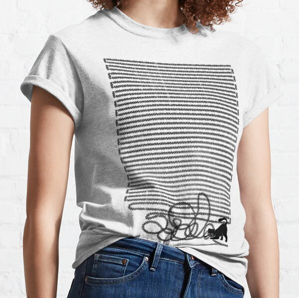 Unravel (Black Cat) Classic T-Shirt