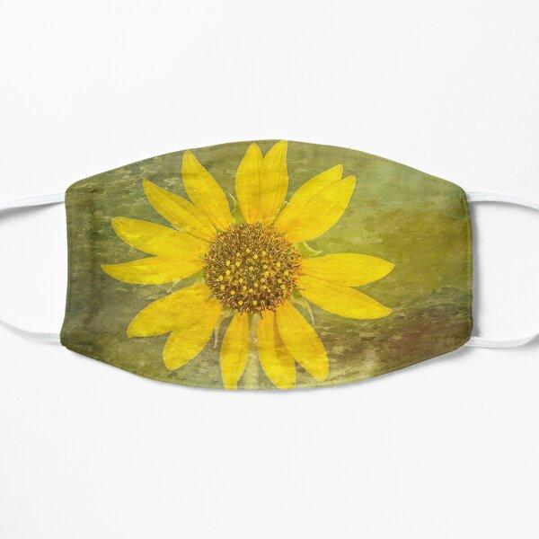 Desert Sunflower Flat Mask