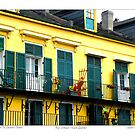 Apartment on Decatur Street by Sandra Russell
