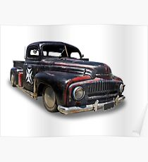 Ford - 1948 Pickup Poster