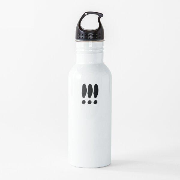 !!! Botella de agua