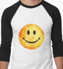 Smiley face - hippie sunflowers T-Shirt