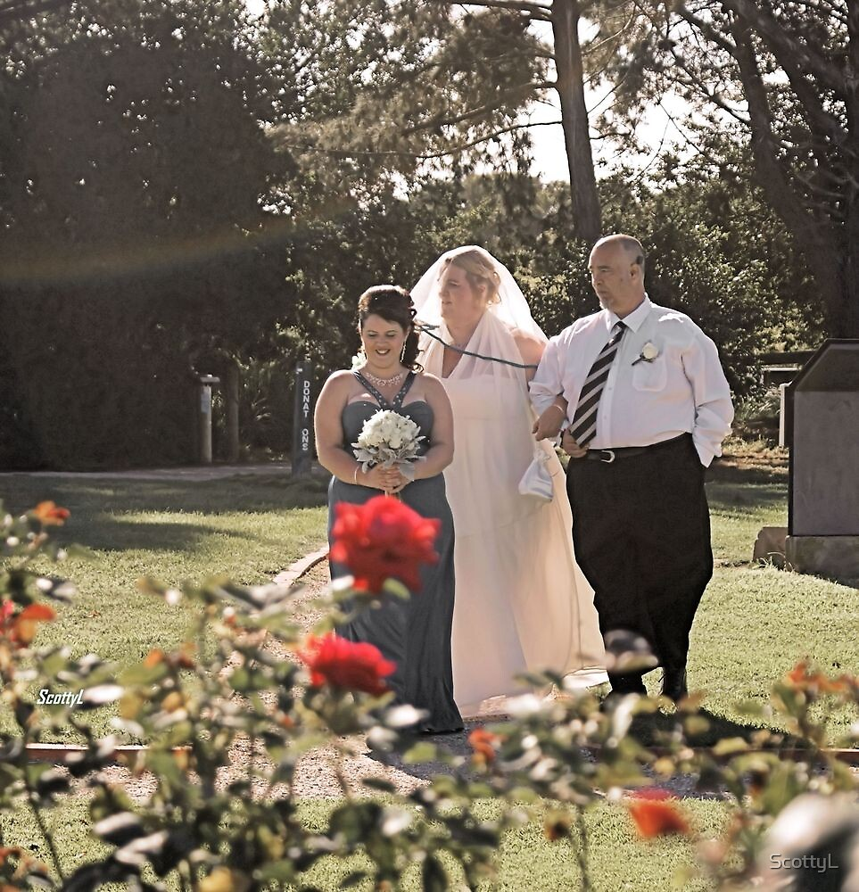 Wedding Waiting by ScottyL