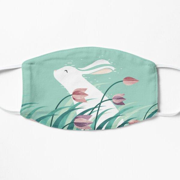 Rabbit, Resting Flat Mask
