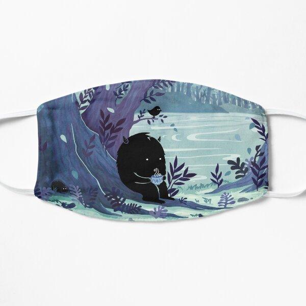 A Quiet Spot of Tea Flat Mask