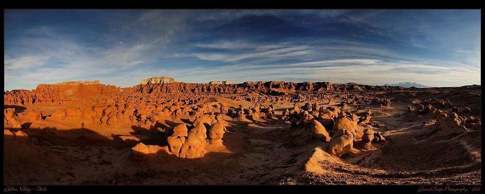 Valley of the Goblins by Robert Mullner
