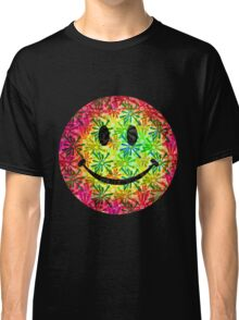 Smiley face - retro Classic T-Shirt