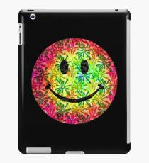 Smiley face - retro iPad Case/Skin