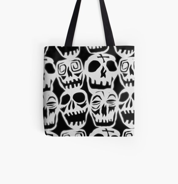 Desperately Seeking Susan All Over Print Tote Bag