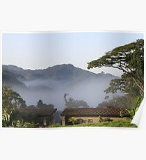 Nyungwe Forest Lodge Poster