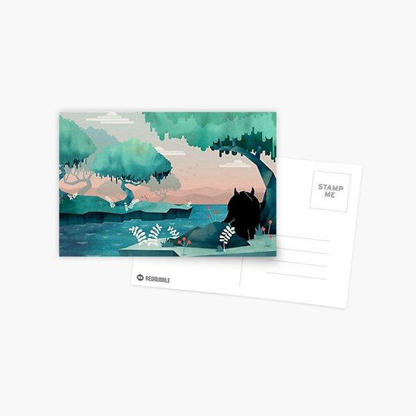 The Journey Postcard