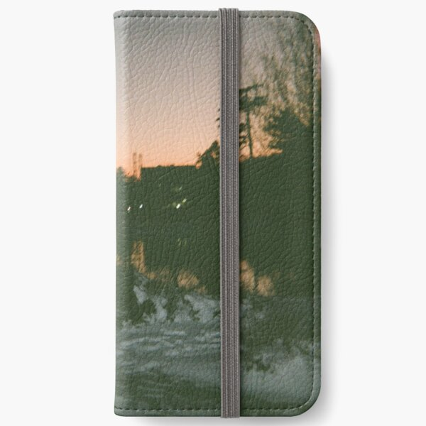 Night on Film iPhone Wallet