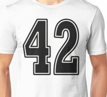 42 For Light Unisex T-Shirt