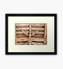 Blythburgh Angel Framed Print