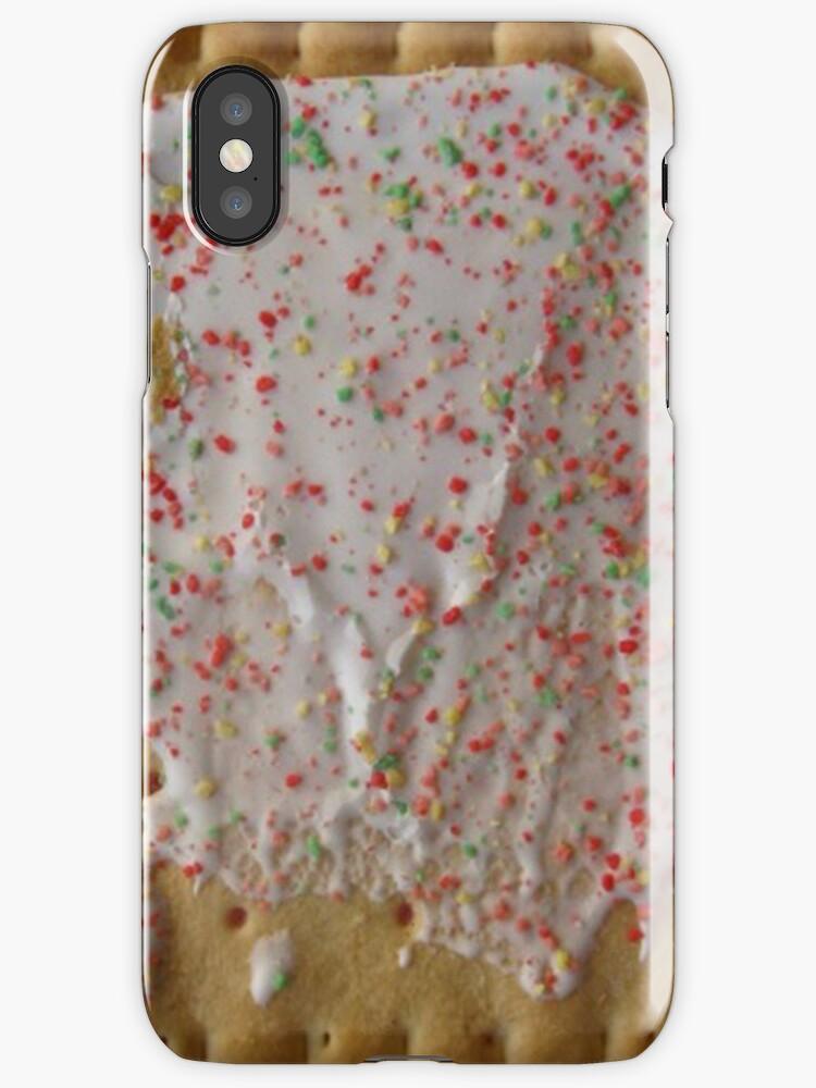 iPhone Pop tart by Dtaktics