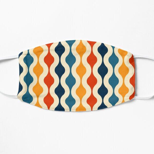 Groovy 70's pattern Flat Mask
