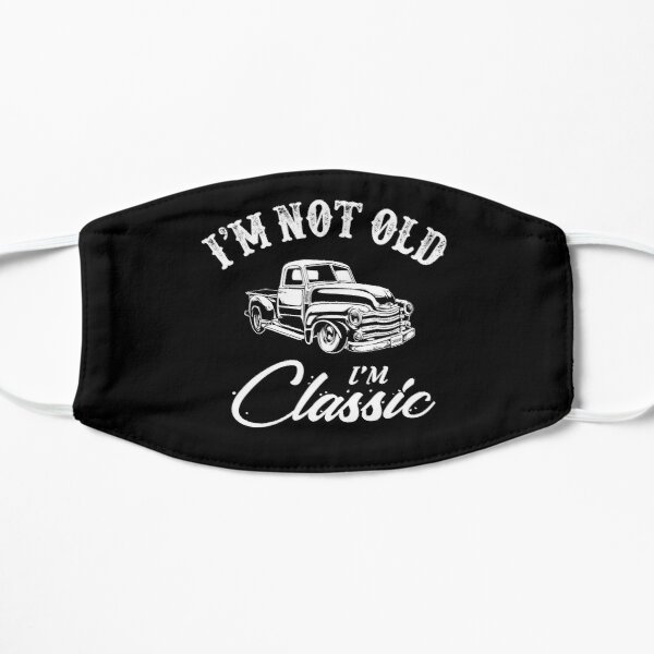Klassischer Pickup Maske
