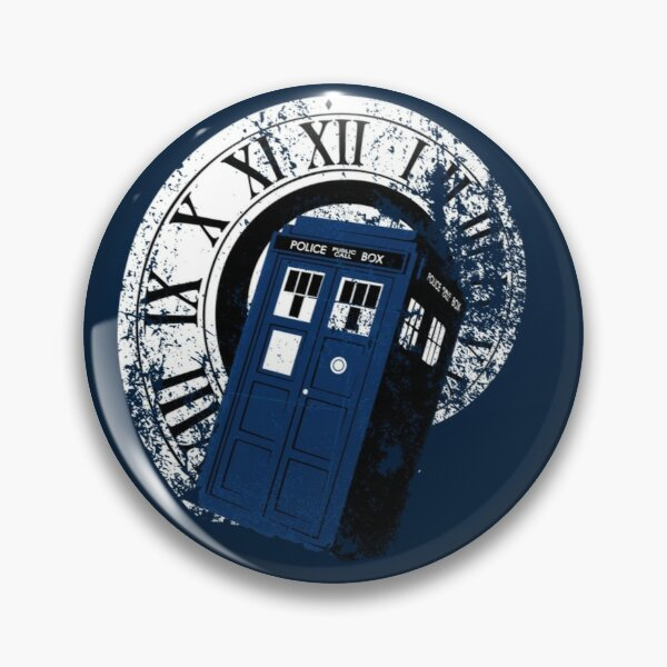 The Doctor Pin