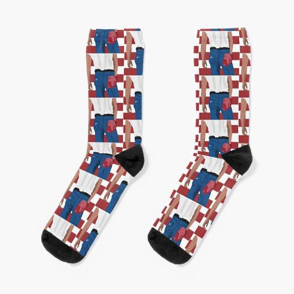 bruce Socks