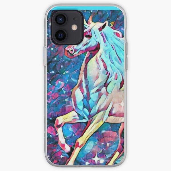 Prism Unicorn iPhone Soft Case