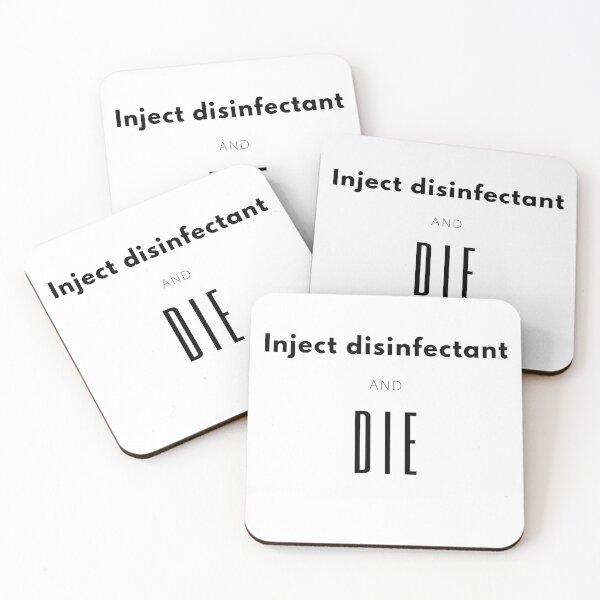 Desinfektionsmittel Injizieren