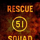 Rescue Squad 51 by AngelTripStudio