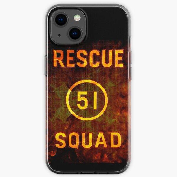 Rescue Squad 51 iPhone Soft Case