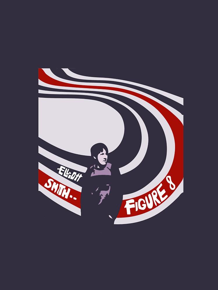 Elliott Smith Figure 8 V5.1 | Unisex T-Shirt