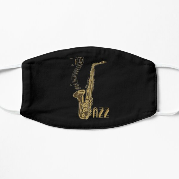 Jazz Music Gift For Jazz Lover Epic Sax  Mask