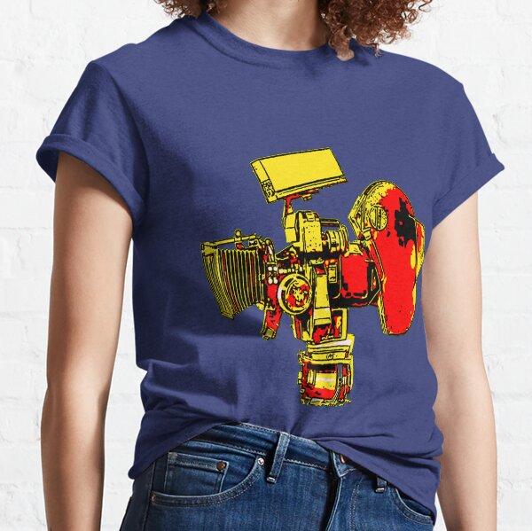 GRAPHIC FILM CAMERA Classic T-Shirt