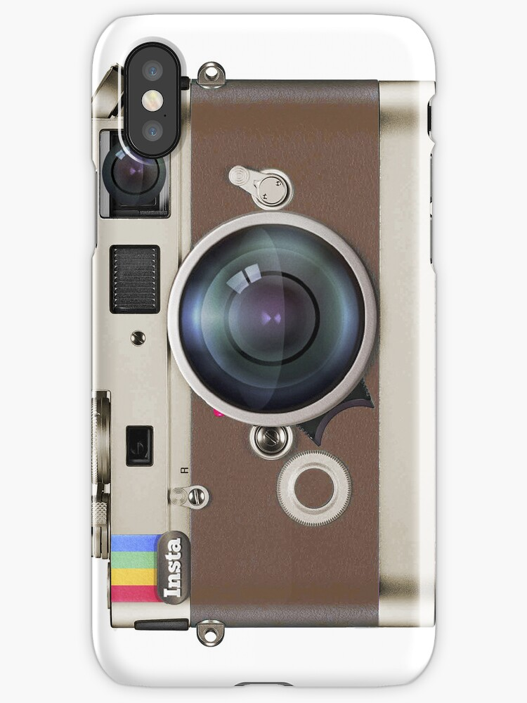 Leica Instagram camera by Sinclair Moore