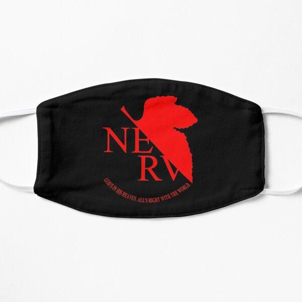 Evangelion NERV Flat Mask