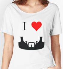 I Heart Crane Women's Relaxed Fit T-Shirt