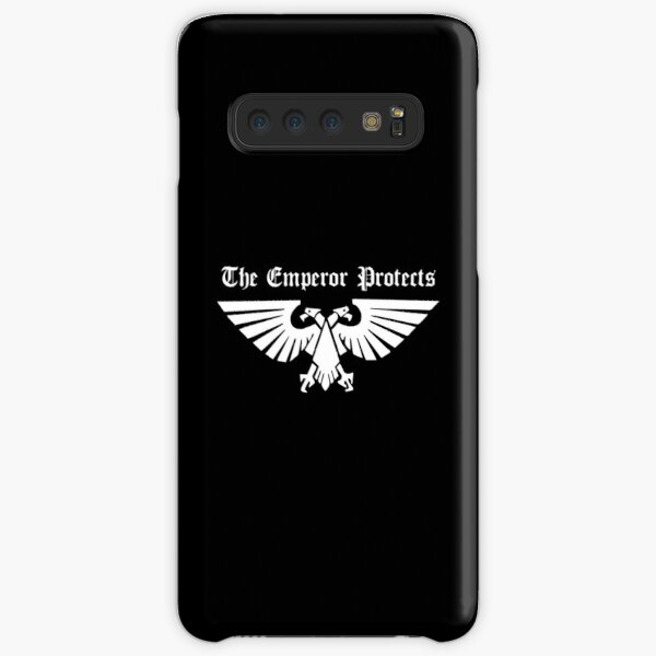 BEST SELLER - The Emperor Protects Merchandise Samsung Galaxy Snap Case