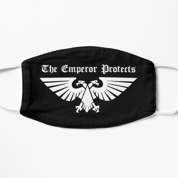 BEST SELLER - The Emperor Protects Merchandise Mask