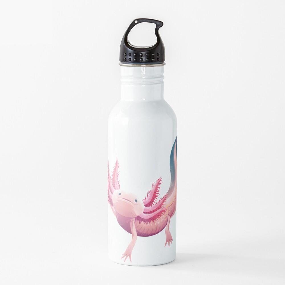 Axolotl Water Bottle