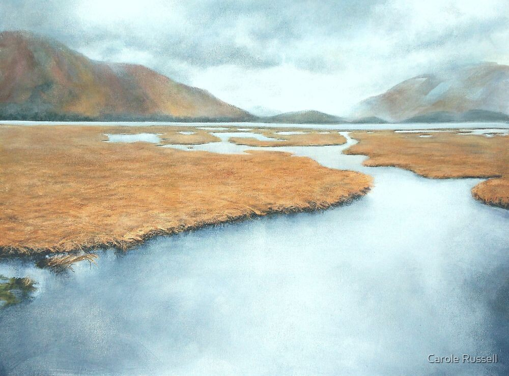 The Lakes by Carole Russell