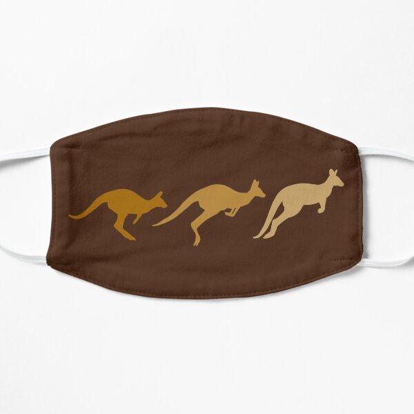 3 Kangaroos Flat Mask